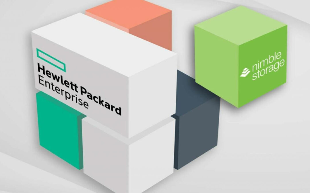 HPE completes Nimble Storage acquisition