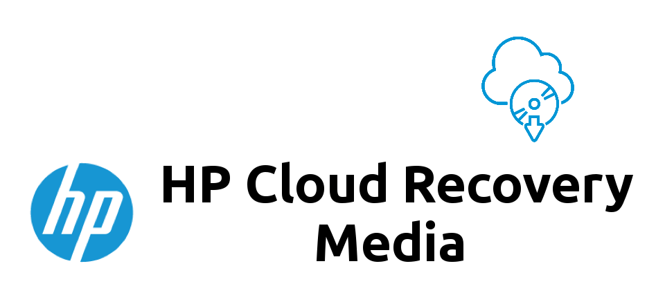 Using the HP Cloud Recovery Media