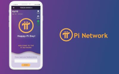 Pi Network First Crypto Miner for Mobile.