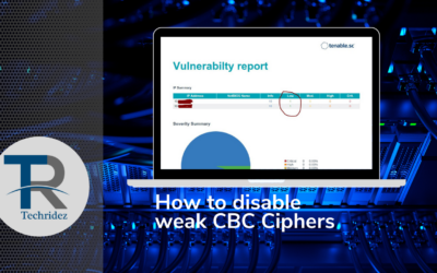 Disabling weak CBC ciphers in ssh Redhat