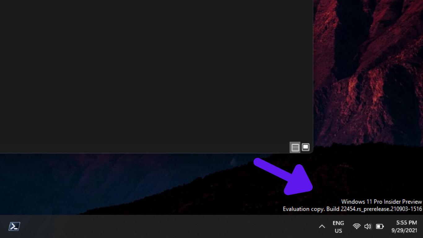 How to remove Windows Watermark pics 1