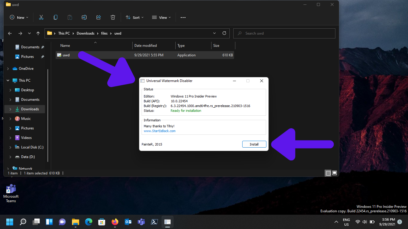 How to remove Windows Watermark pics (3)